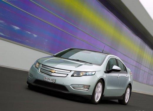 Chevrolet Volt prezzi a partire da 39.500 euro - Foto 2 di 9