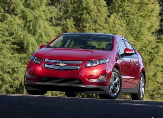 Chevrolet Volt prezzi a partire da 39.500 euro - Foto 3 di 9