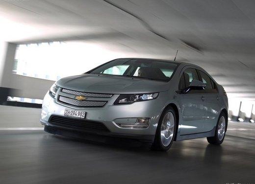 Chevrolet Volt prezzi a partire da 39.500 euro - Foto 4 di 9