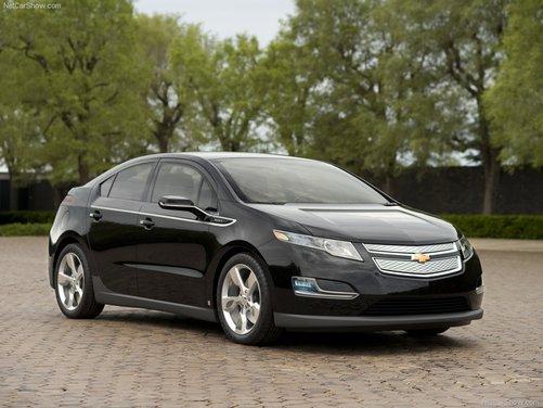 Chevrolet Volt prezzi a partire da 39.500 euro - Foto 7 di 9