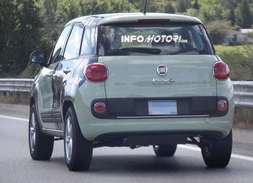 Fiat Jeep baby SUV foto spia della nuova piattaforma compatta - Foto 16 di 16