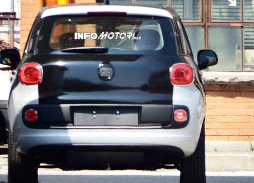 Fiat Jeep baby SUV foto spia della nuova piattaforma compatta - Foto 7 di 16