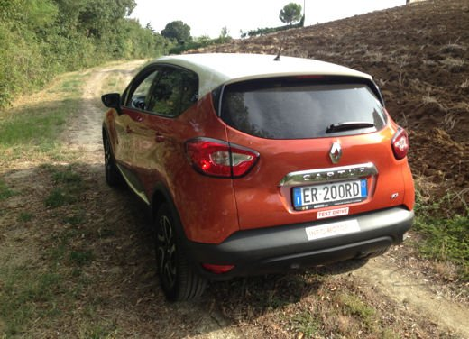 Renault Captur Long Test Drive - Foto 4 di 20