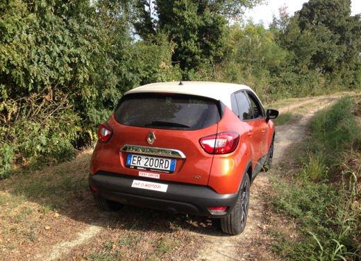 Renault Captur Long Test Drive - Foto 11 di 20