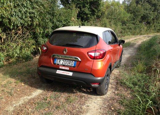 Renault Captur Long Test Drive - Foto 14 di 20