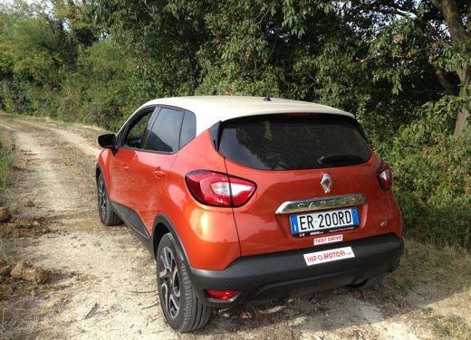 Renault Captur Long Test Drive - Foto 9 di 20