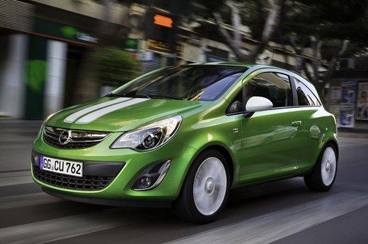 Opel Corsa Ecotec 3 porte in promozione al prezzo di 8.800 euro