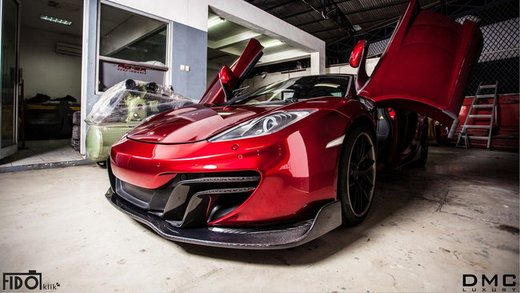 McLaren MP-4 12C by DMC - Foto 1 di 11