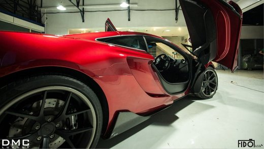 McLaren MP-4 12C by DMC - Foto 2 di 11
