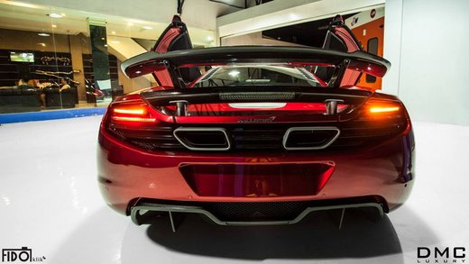 McLaren MP-4 12C by DMC - Foto 5 di 11