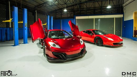 McLaren MP-4 12C by DMC - Foto 9 di 11