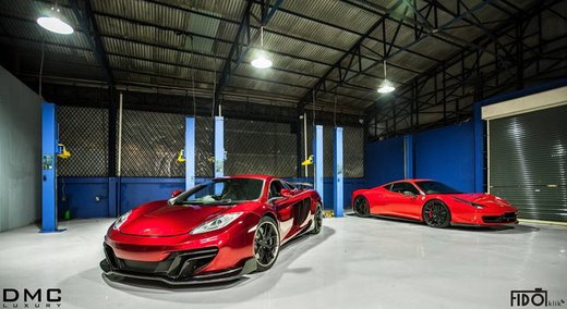 McLaren MP-4 12C by DMC - Foto 10 di 11