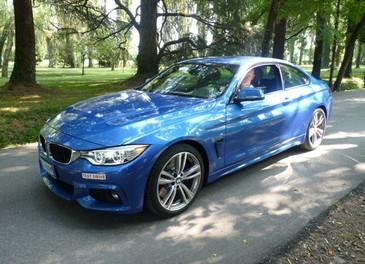 BMW Serie 4 Coupè, prova su strada della nuova BMW Serie 3 Coupè che diventa Serie 4 Coupè - Foto 1 di 26