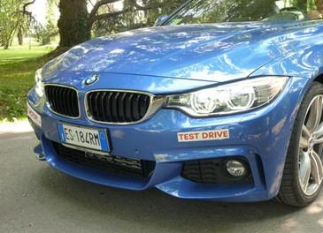 BMW Serie 4 Coupè, prova su strada della nuova BMW Serie 3 Coupè che diventa Serie 4 Coupè - Foto 13 di 26