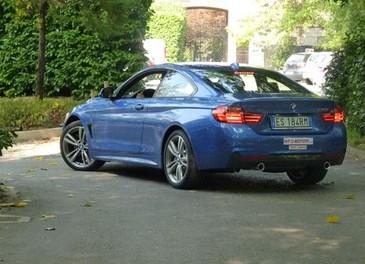 BMW Serie 4 Coupè, prova su strada della nuova BMW Serie 3 Coupè che diventa Serie 4 Coupè - Foto 14 di 26