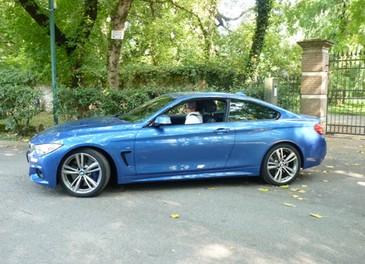 BMW Serie 4 Coupè, prova su strada della nuova BMW Serie 3 Coupè che diventa Serie 4 Coupè - Foto 8 di 26