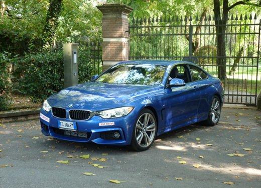 BMW Serie 4 Coupè, prova su strada della nuova BMW Serie 3 Coupè che diventa Serie 4 Coupè - Foto 15 di 26