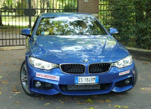 BMW Serie 4 Coupè, prova su strada della nuova BMW Serie 3 Coupè che diventa Serie 4 Coupè - Foto 2 di 26