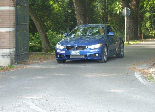 BMW Serie 4 Coupè, prova su strada della nuova BMW Serie 3 Coupè che diventa Serie 4 Coupè - Foto 17 di 26