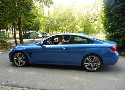 BMW Serie 4 Coupè, prova su strada della nuova BMW Serie 3 Coupè che diventa Serie 4 Coupè - Foto 6 di 26