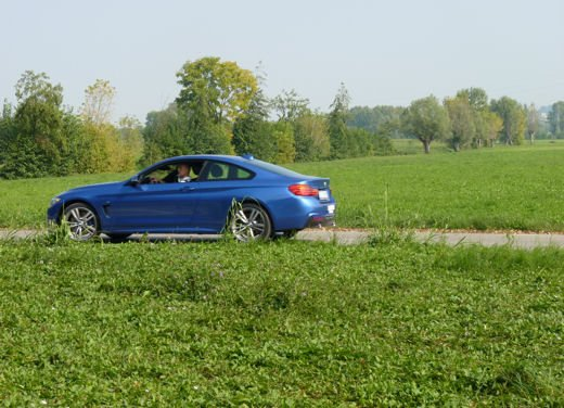 BMW Serie 4 Coupè, prova su strada della nuova BMW Serie 3 Coupè che diventa Serie 4 Coupè - Foto 20 di 26