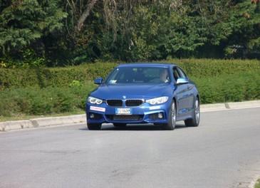 BMW Serie 4 Coupè, prova su strada della nuova BMW Serie 3 Coupè che diventa Serie 4 Coupè - Foto 25 di 26