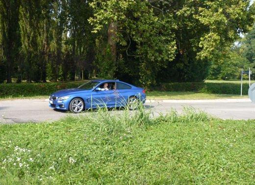 BMW Serie 4 Coupè, prova su strada della nuova BMW Serie 3 Coupè che diventa Serie 4 Coupè - Foto 26 di 26