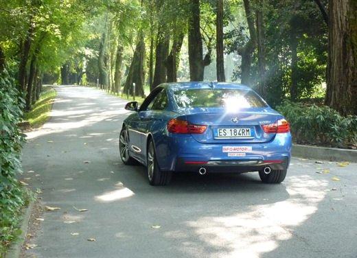 BMW Serie 4 Coupè, prova su strada della nuova BMW Serie 3 Coupè che diventa Serie 4 Coupè - Foto 3 di 26