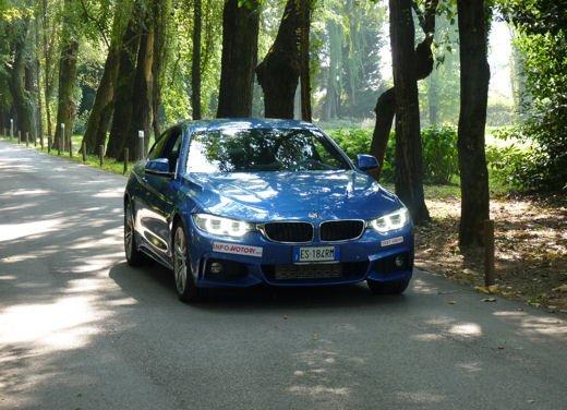 BMW Serie 4 Coupè, prova su strada della nuova BMW Serie 3 Coupè che diventa Serie 4 Coupè - Foto 5 di 26