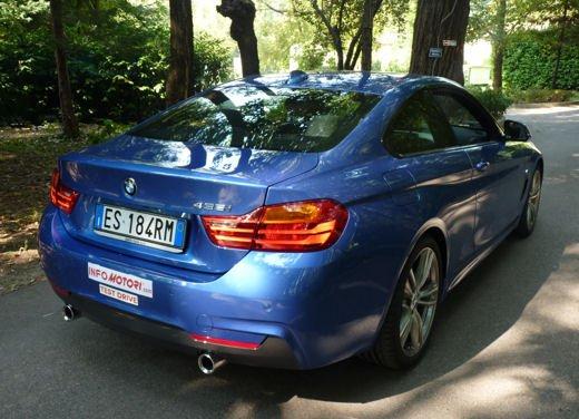 BMW Serie 4 Coupè, prova su strada della nuova BMW Serie 3 Coupè che diventa Serie 4 Coupè - Foto 7 di 26