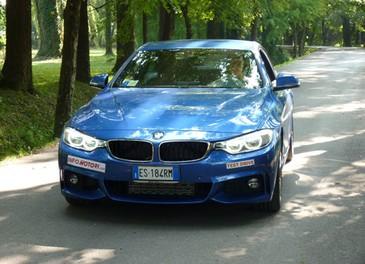 BMW Serie 4 Coupè, prova su strada della nuova BMW Serie 3 Coupè che diventa Serie 4 Coupè - Foto 12 di 26