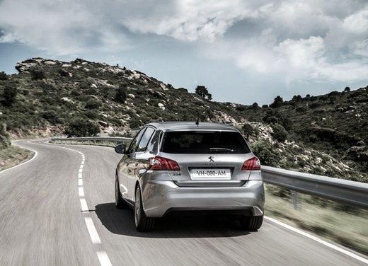 Nuova Peugeot 308: boom di ordini in Europa - Foto 1 di 18