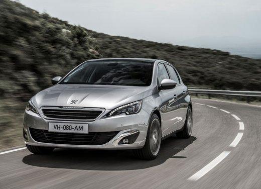 Nuova Peugeot 308: boom di ordini in Europa - Foto 10 di 18