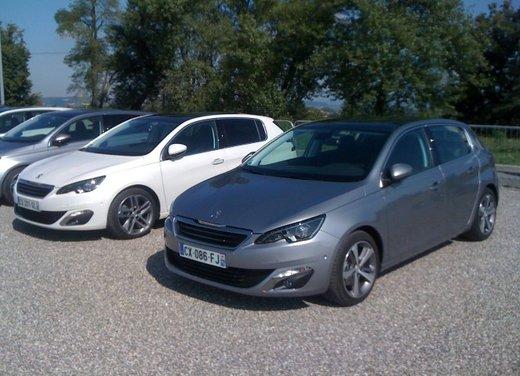 Peugeot 308, prestazioni e consumi della gamma diesel - Foto 11 di 18