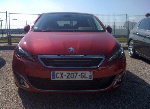 Peugeot 308, prestazioni e consumi della gamma diesel - Foto 2 di 18