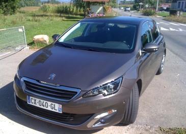 Peugeot 308, prestazioni e consumi della gamma diesel - Foto 4 di 18