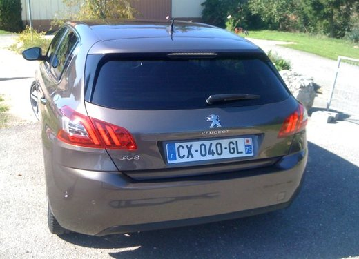 Peugeot 308, prestazioni e consumi della gamma diesel - Foto 18 di 18