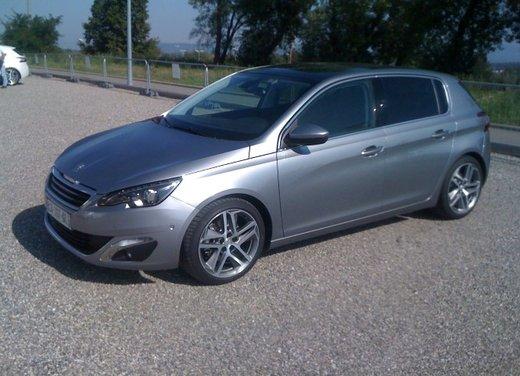 Peugeot 308, prestazioni e consumi della gamma diesel - Foto 8 di 18