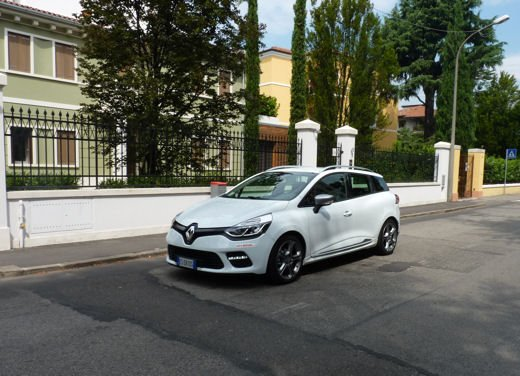 Renault Clio Sporter GT Long Test Drive