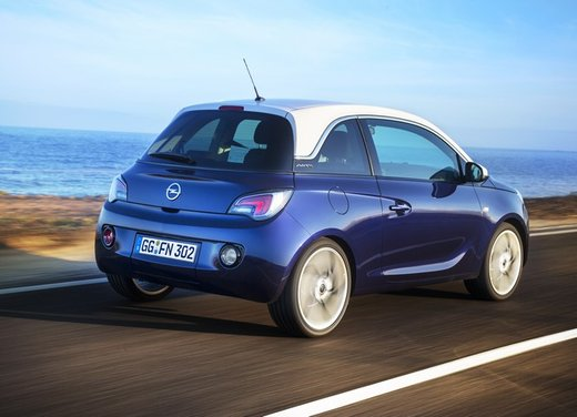 Opel Adam GPL Tech - Foto 3 di 10