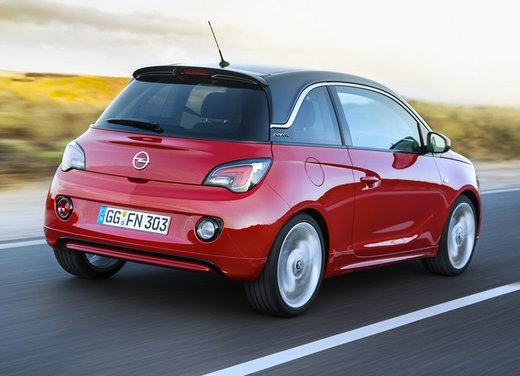 Opel Adam GPL Tech - Foto 2 di 10