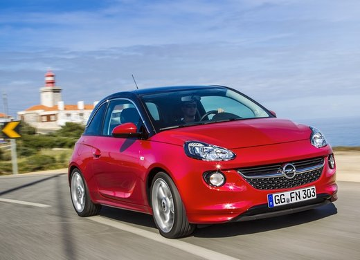 Opel Adam GPL Tech - Foto 5 di 10