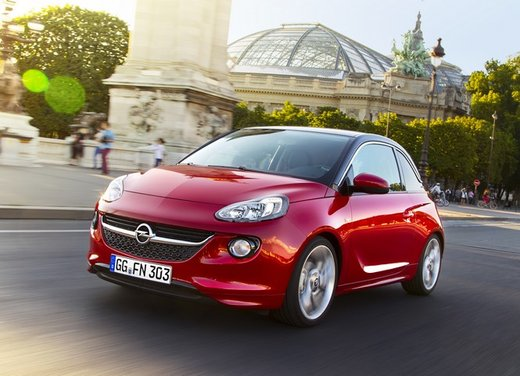 Opel Adam GPL Tech - Foto 6 di 10