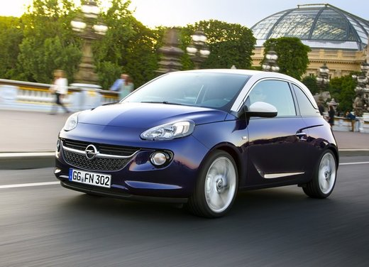 Opel Adam GPL Tech - Foto 1 di 10