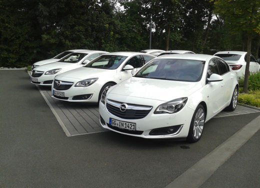 Opel Insignia Cross Tourer test drive - Foto 3 di 16