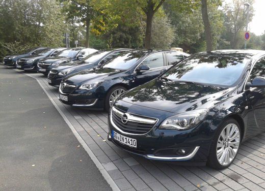 Opel Insignia Cross Tourer test drive - Foto 16 di 16