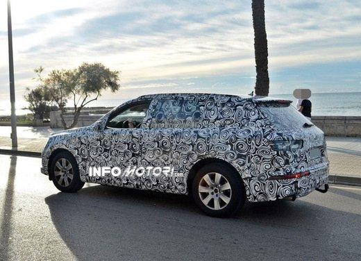 Audi Q7 nuove foto spia - Foto 7 di 9