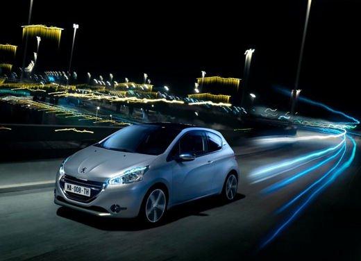 Peugeot 208 1.0 12V VTi prestazioni e consumi - Foto 7 di 13
