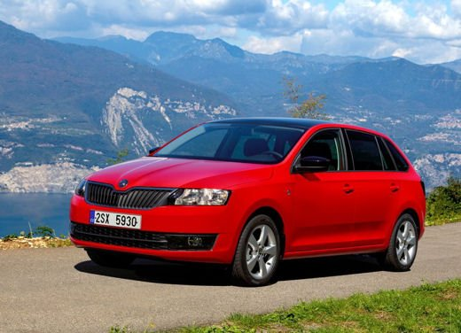 Skoda Rapid Spaceback in commercio a partire da 16.260 euro - Foto 2 di 11