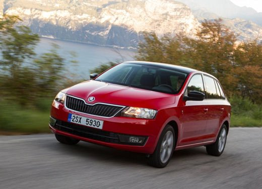 Skoda Rapid Spaceback in commercio a partire da 16.260 euro - Foto 6 di 11
